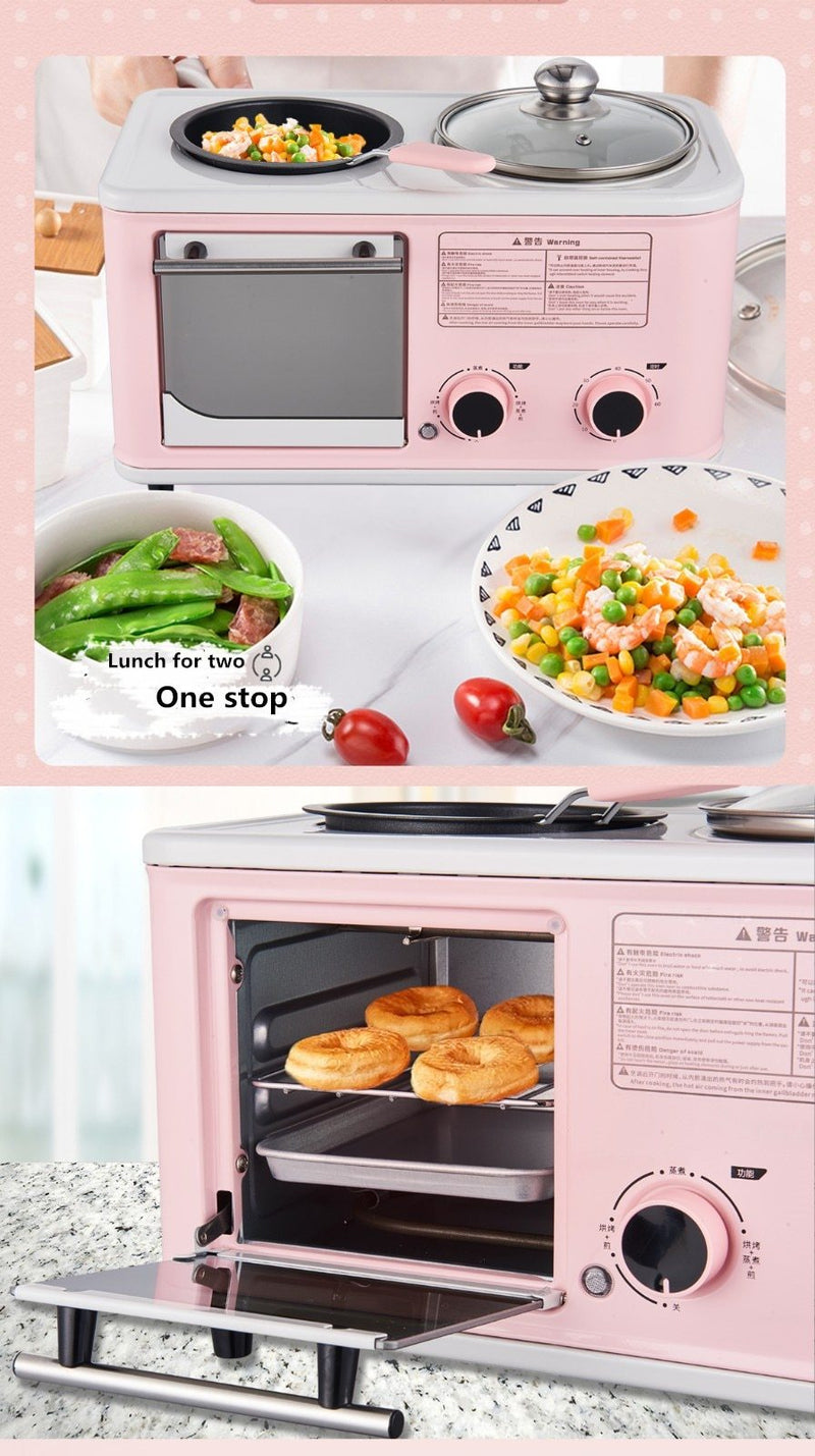 Convenient Breakfast Maker