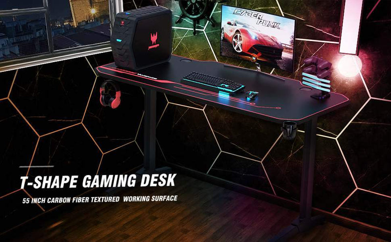 Ergonomic Gaming Desk