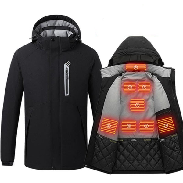 Galvanic Heated Jacket