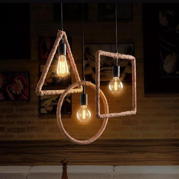 Geometric Rope Lights