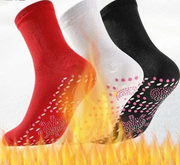 Heated Insoles Socks