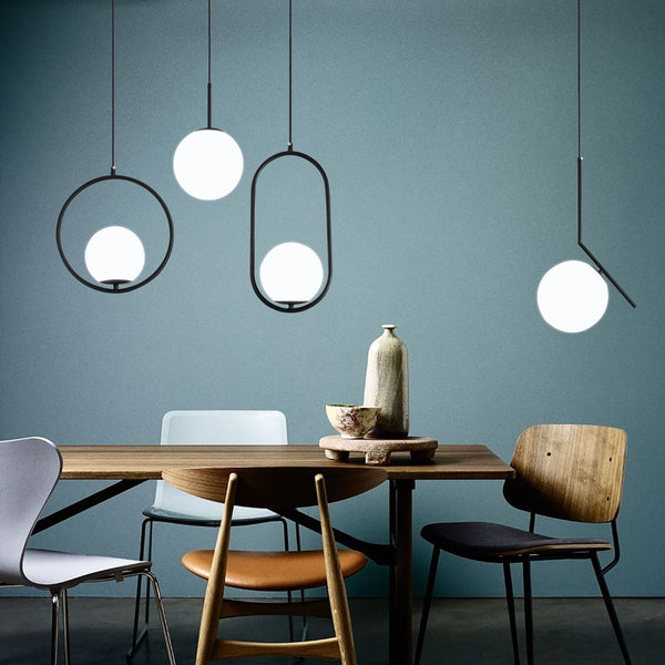 Minimalist Pendant Lights