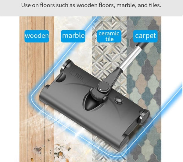 Pushie Wireless Vacuum