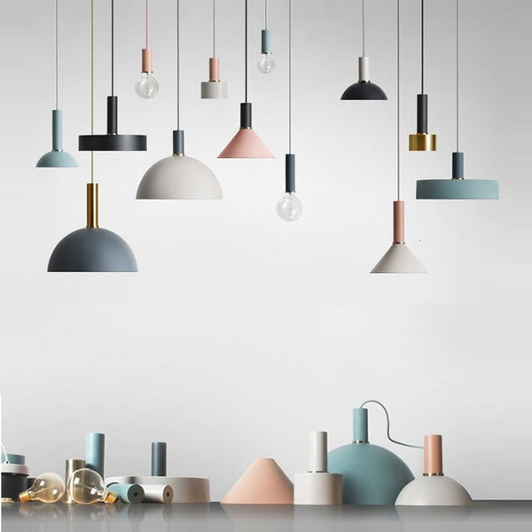Vivid Pendant Light