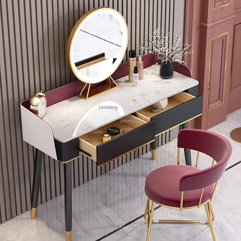 Modern Midnight Vanity