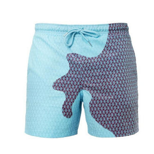 Color Changing Swim Trunks