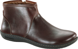 BIRKENSTOCK Bennington Leather Ankle Boot Espresso