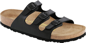 BIRKENSTOCK Florida BF Softbed Black Slides