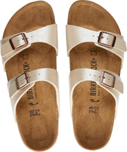 Load image into Gallery viewer, BIRKENSTOCK Sydney BF Graceful Pearl White
