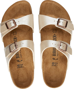 BIRKENSTOCK Sydney BF Graceful Pearl White