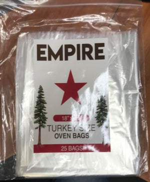 Open image in slideshow, Turkey Bags- Empire Star