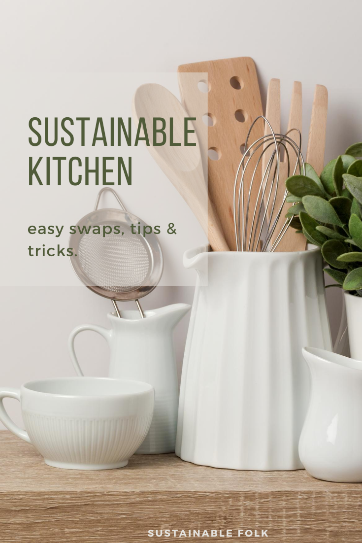 Sustainable Kitchen Swaps