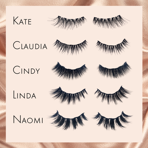 Best Magnetic Lashes UK - Style Guide - Supermodel Lashes