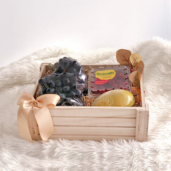 Seasonal Fruits - Autumn's Crate