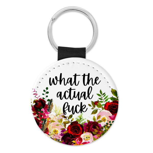 What The Actual Fuck | Keyring - The Pretty Things.ca