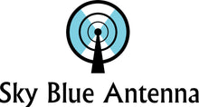 Load image into Gallery viewer, Sky Blue Antenna SB22 hi-VHF/UHF HD antenna, ch 7-69, fringe