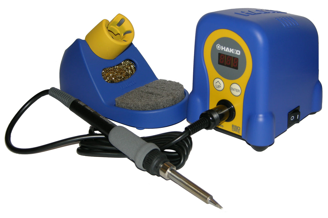 Hakko FX888D-23BY Solder Station variable Temperature Controlled