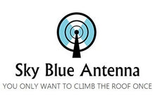 Load image into Gallery viewer, Sky Blue Antenna SBT50