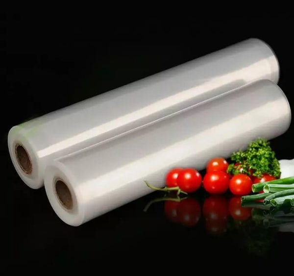 LDPE Clear Plastic Roll Bag | 11x17
