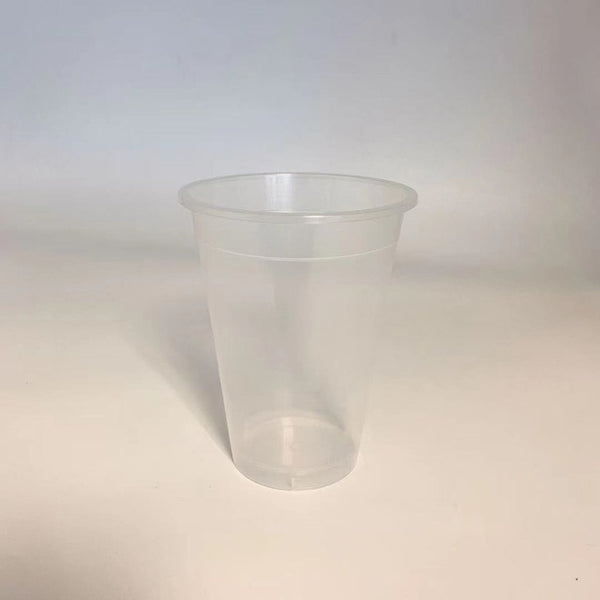 PPC-500 | 16oz PP Clear Hard Cup - 1000 Pcs - HD Plastic Product (Canada). Inc