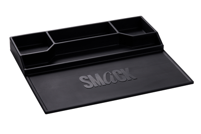 SMACK MAT_midnight black_ESTHETIC ORGANIZER TRAY