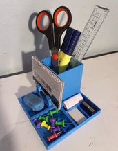 Load image into Gallery viewer, Modern Modular Desk Organiser for Stationery, Cards and more