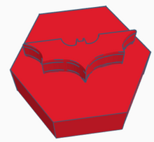 Load image into Gallery viewer, Batman Logo Game Counter