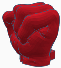 Load image into Gallery viewer, Hulk's Fist Keychain