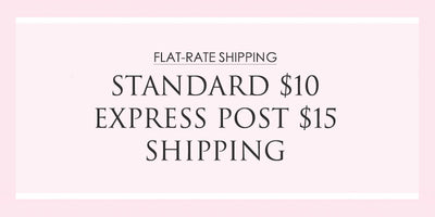 $10 FLAT-RATE SHIPPING