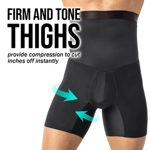 Men's High Waist Shaping Tights