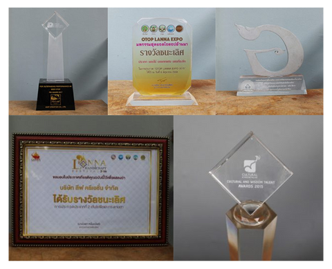 Awards for Innovative Ethical Manufacturer of Eco-Friendly Fashion