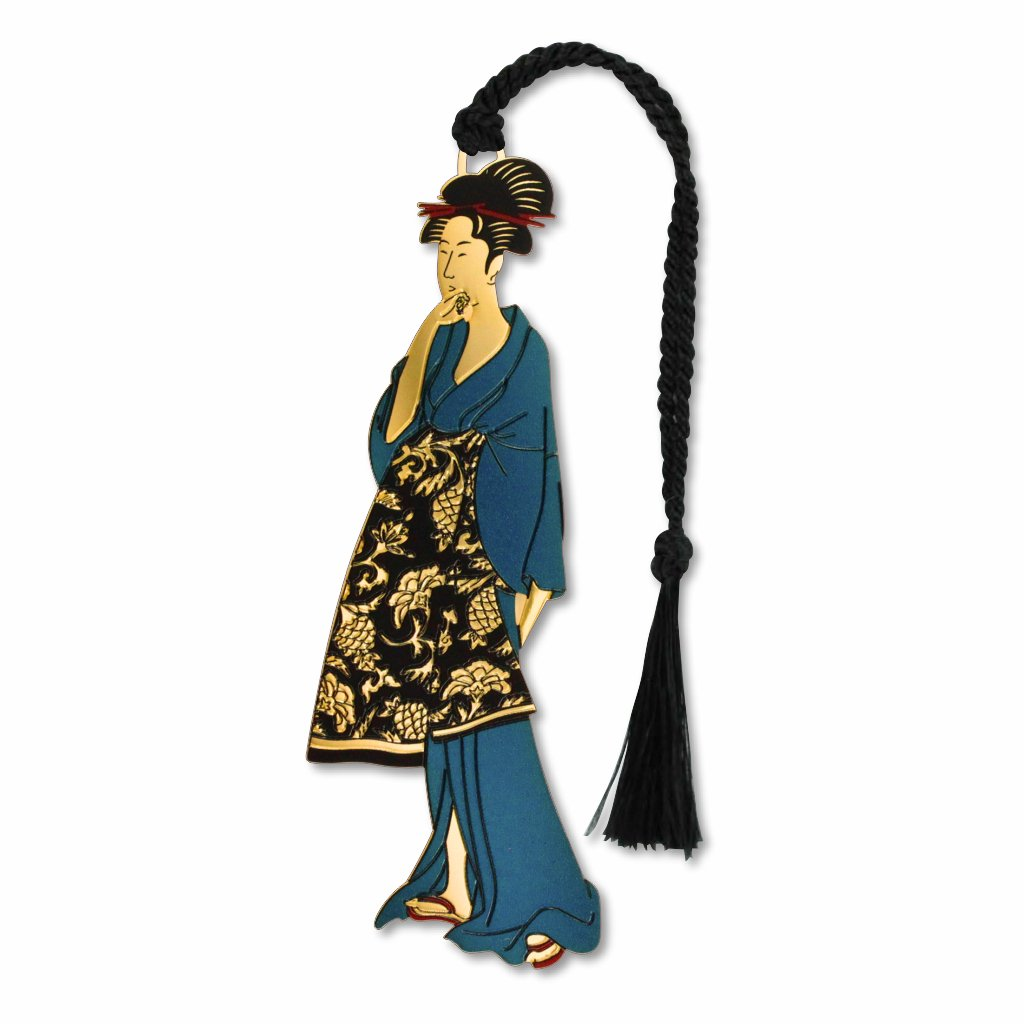 geisha-at-night-bookmark-photo