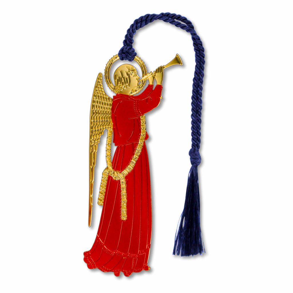 angel-with-trumpet-bookmark-photo