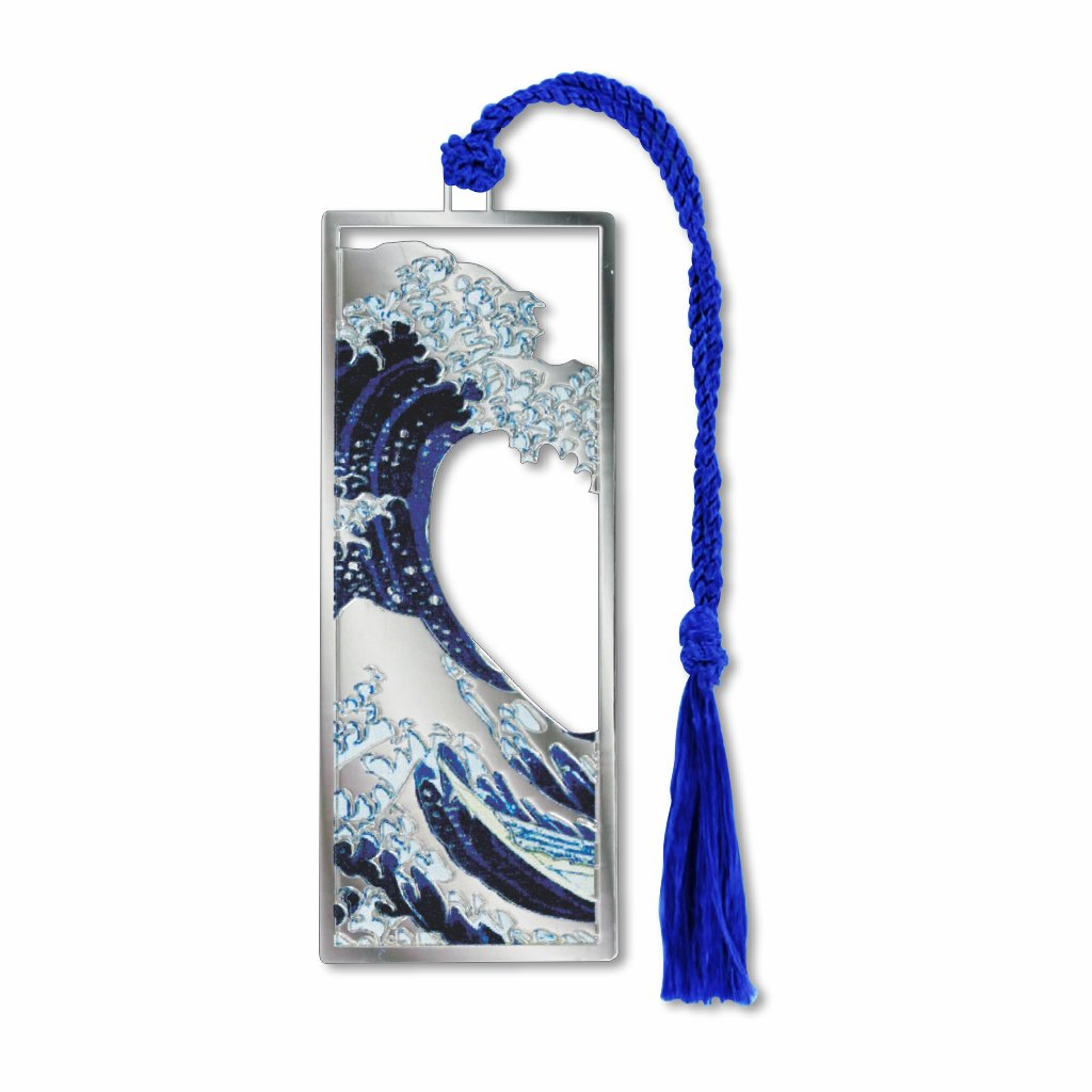 the-great-wave-bookmark-photo