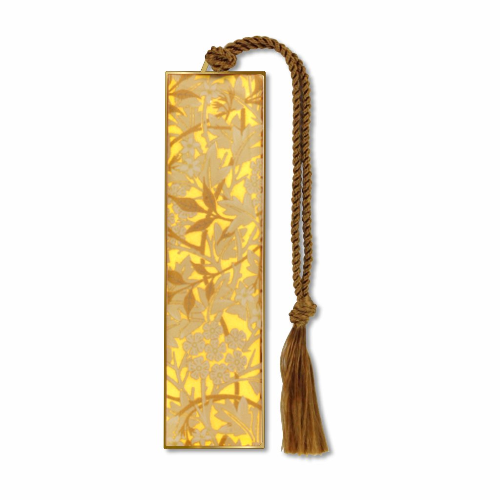 william-morris-jasmine-bookmark-photo