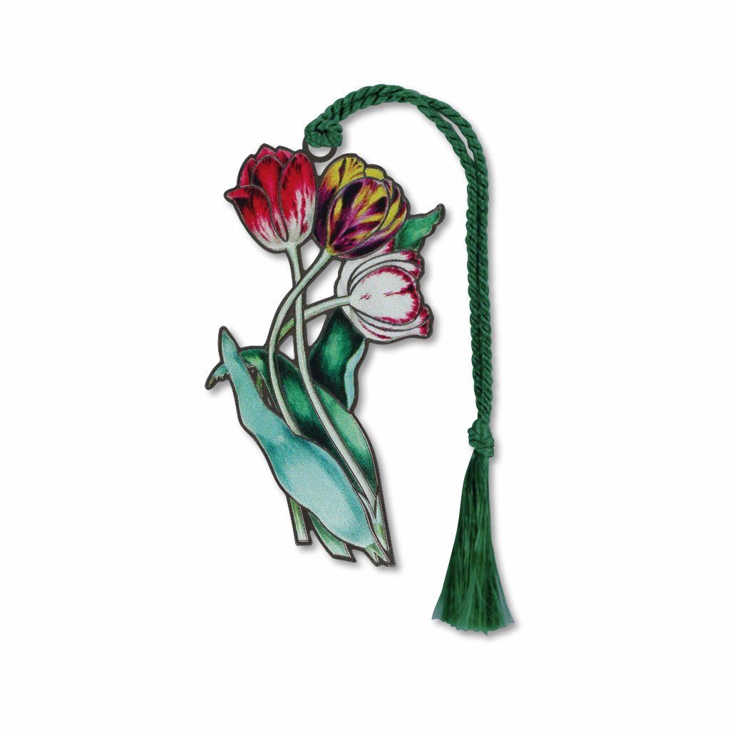 clarissa's-tulips-bookmark-photo