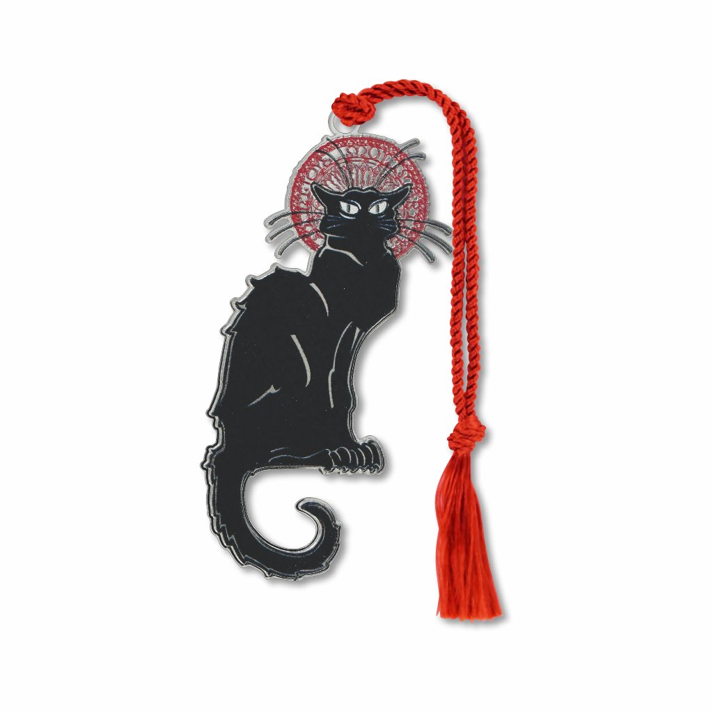 le-chat-noir-bookmark-photo