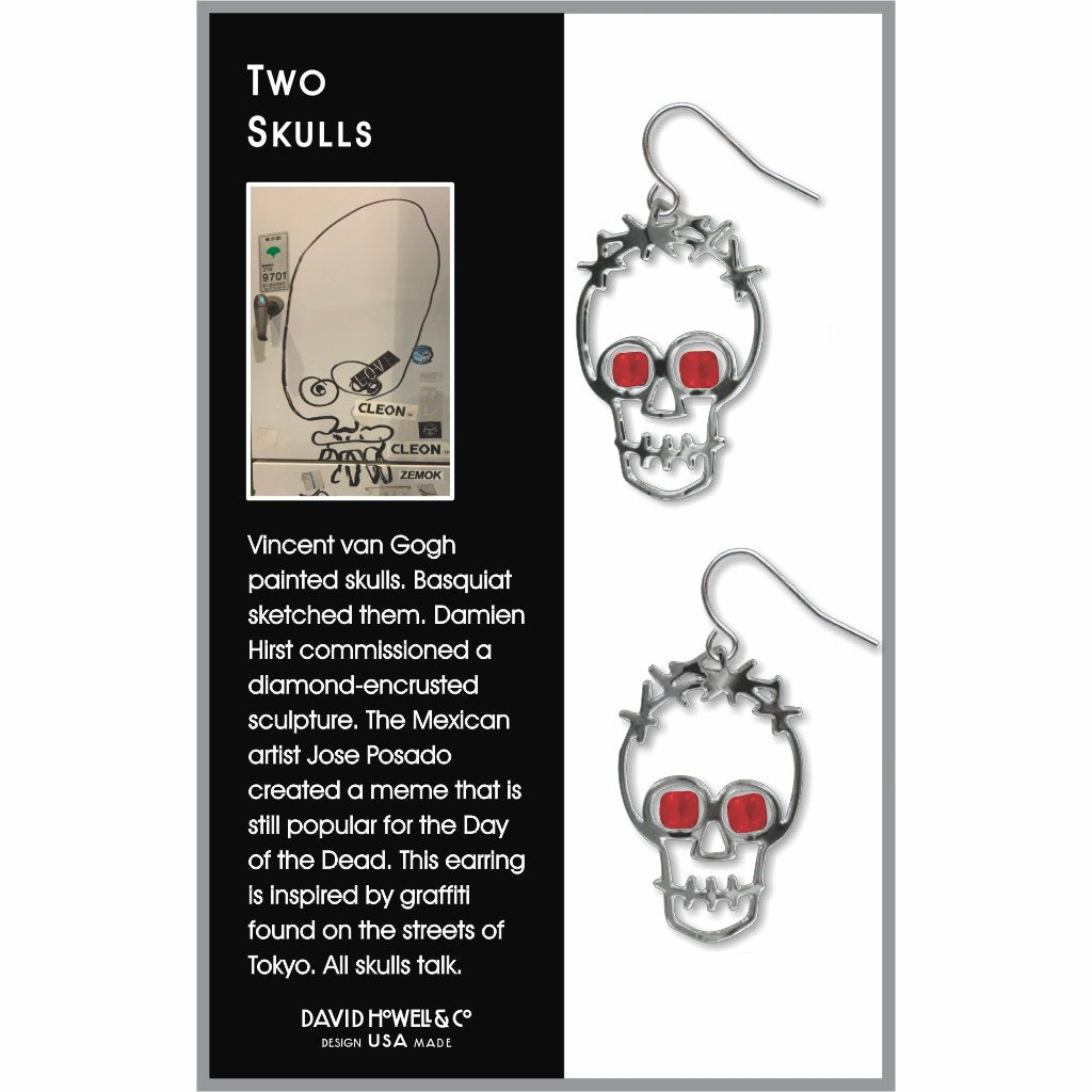 two-skulls-ruby-glass-bead-earrings-photo-2
