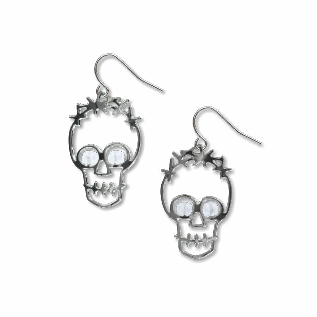 two-skulls-clear-glass-bead-earrings-photo