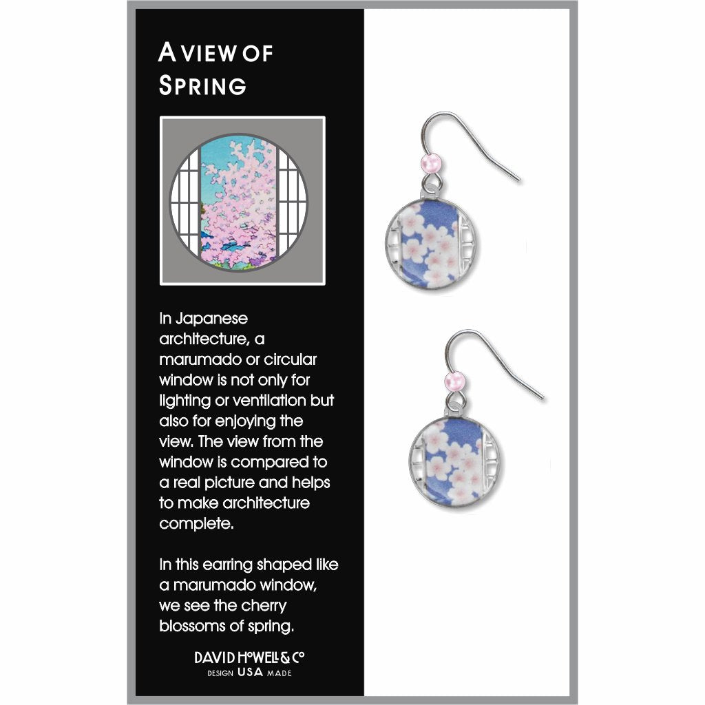 a-view-of-spring-giclee-print-domed-glass-bead-earrings-photo-2