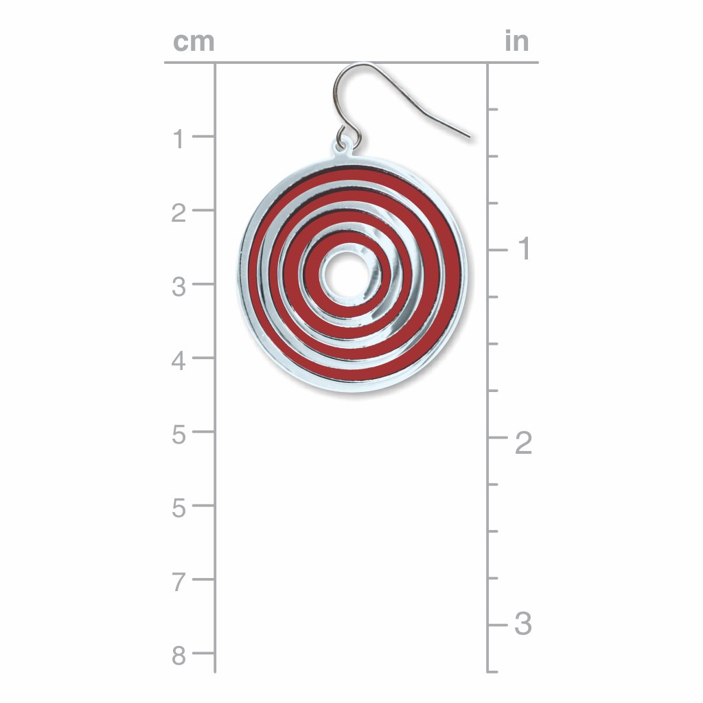 op-art-target-ruby-accents-giclee-print-earrings-photo-3