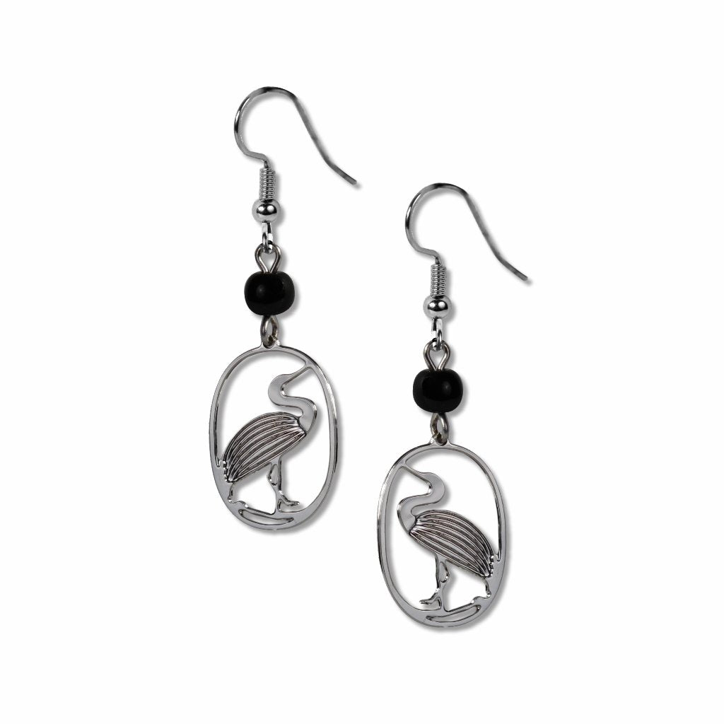 egret-black-bead-earrings-photo