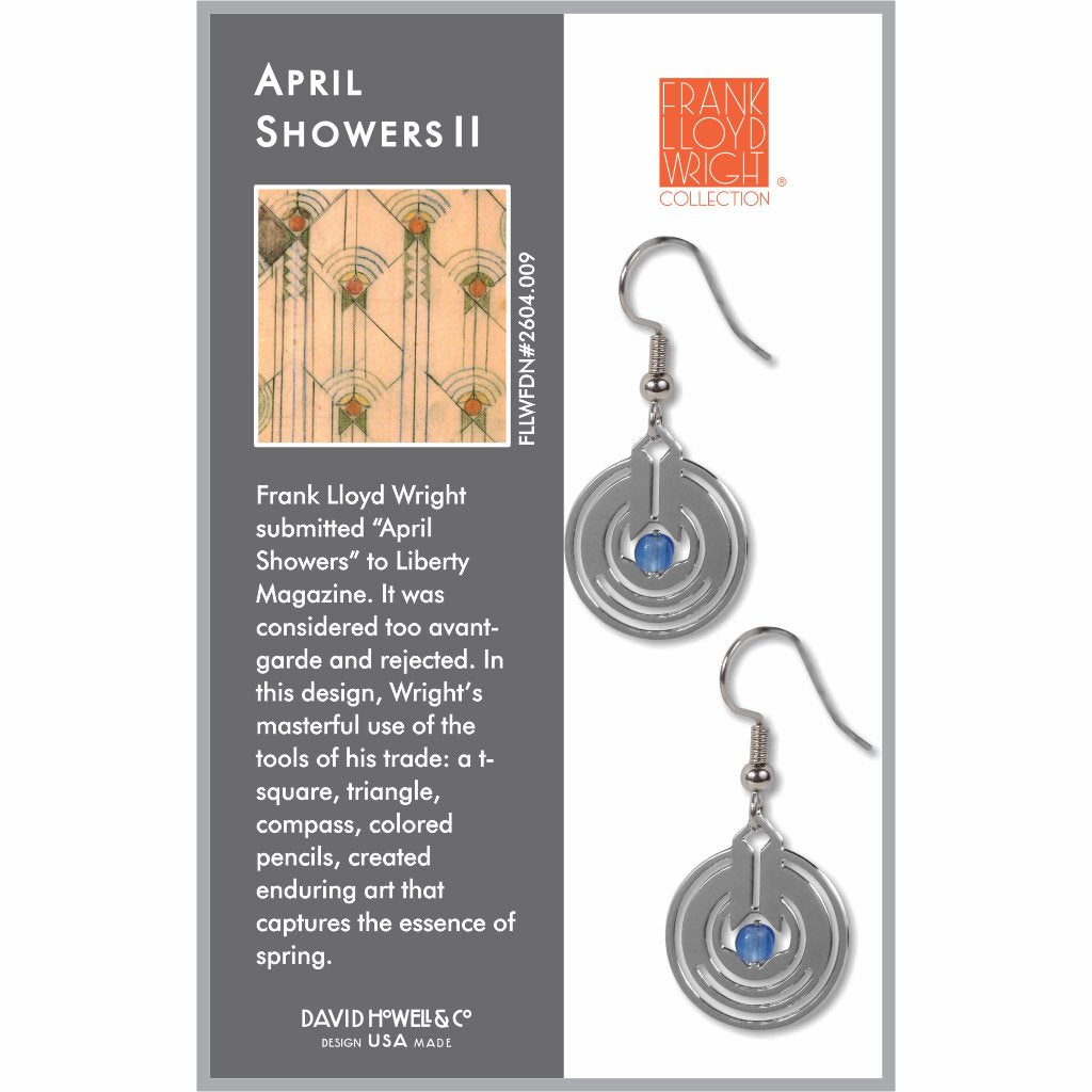 frank-lloyd-wright-april-showers-ii-blue-bead-earrings-photo-2