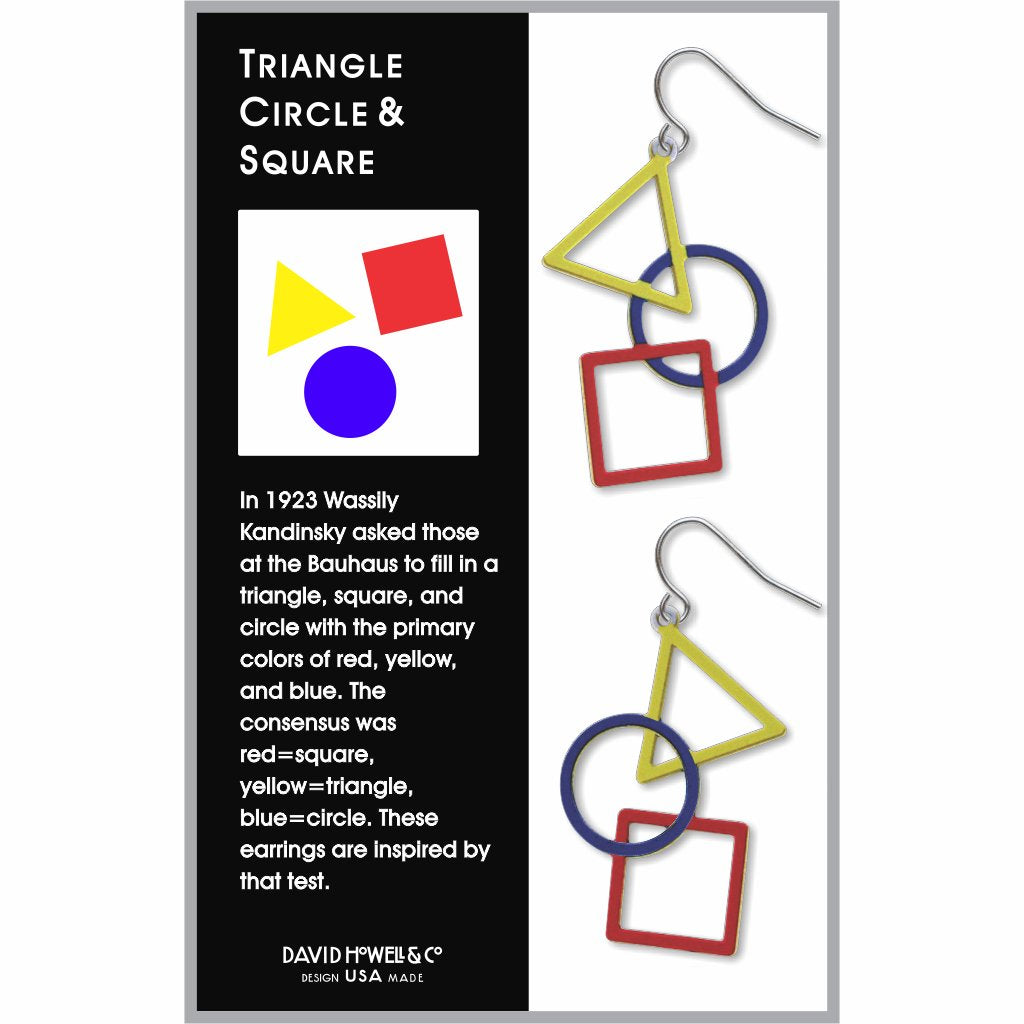 triangle,-circle-&-square-giclee-print-earrings-photo-2