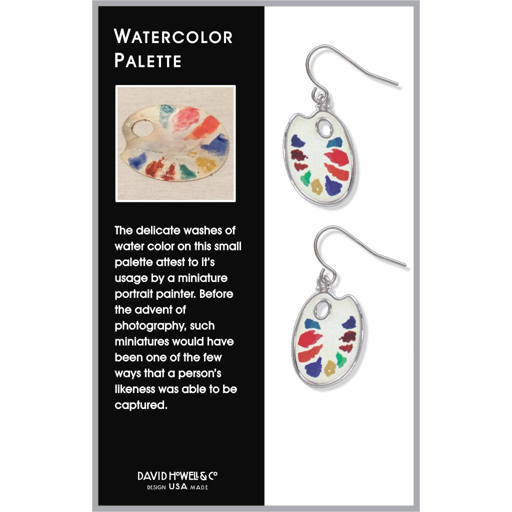 watercolor-palette-giclee-print-earrings-photo-2