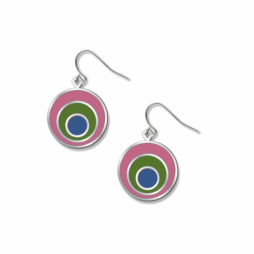 color-fields-pink,-green-and-blue-accents-earrings-photo