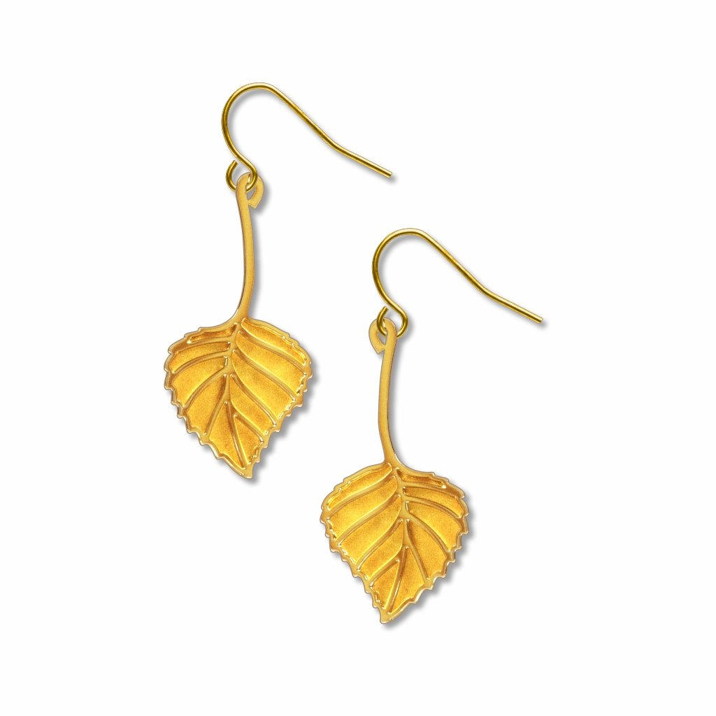 aspen-fall--gold-enamel-earrings-photo