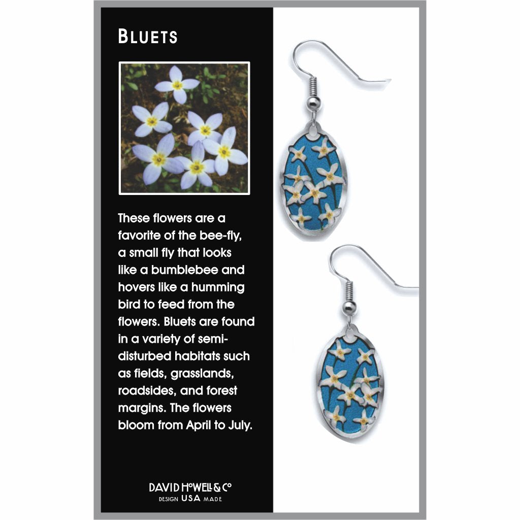 bluets-giclee-print-royal-blue-accent-earrings-photo-2