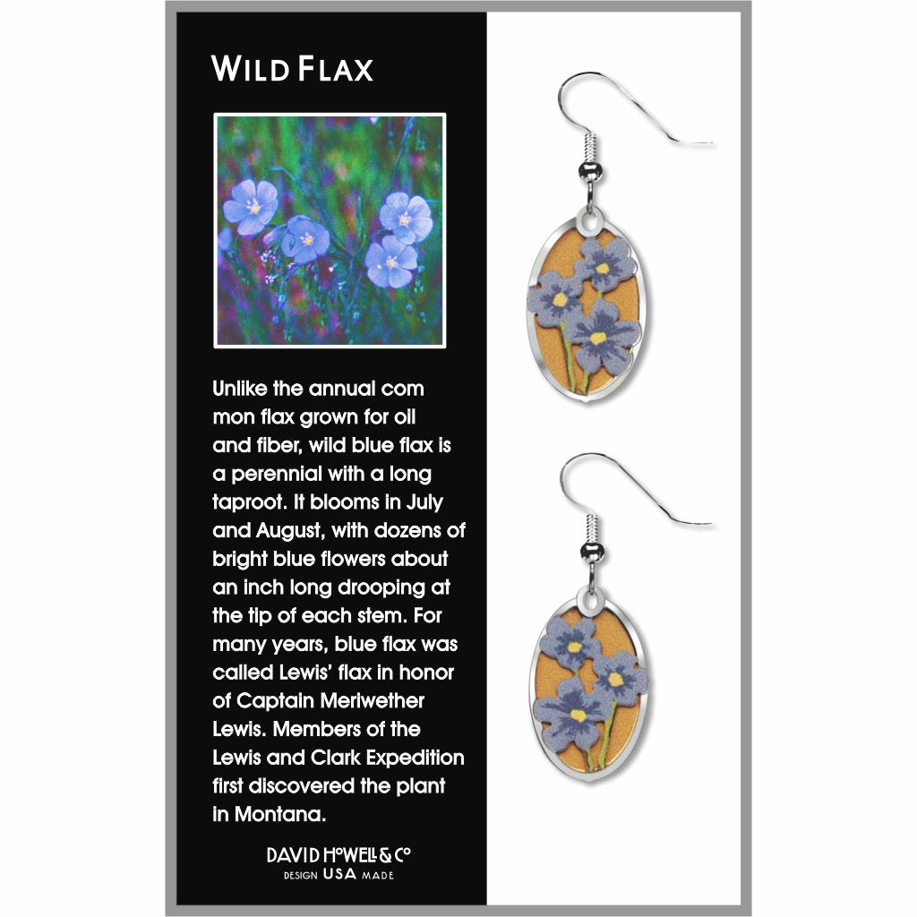 wild-flax-giclee-print-golden-sand-accent-earrings-photo-2