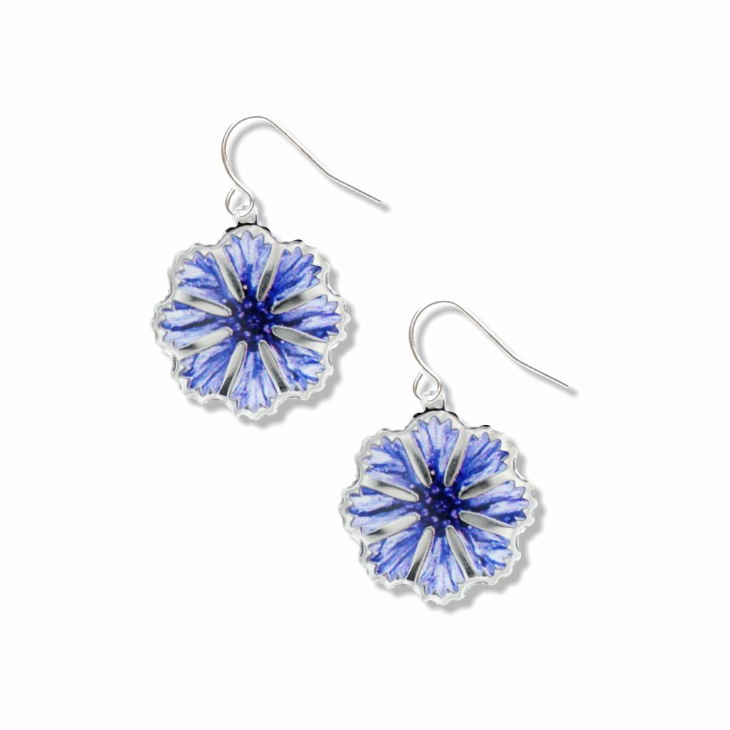 cornflower-giclee-print-domed-earrings-photo